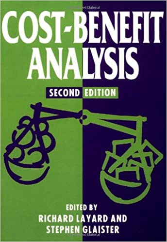 Cost-Benefit Analysis 2ed