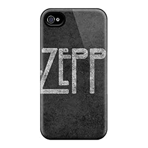 Durable Cell-phone Hard Covers For Iphone 6plus (xDc3012VPSc) Customized Fashion Led Zeppelin Image