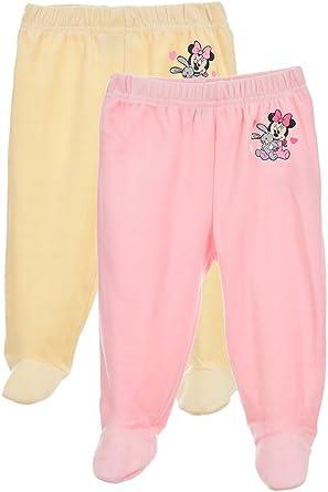 TupTam Pantalons avec Pieds pour B/éb/é Lot de 5