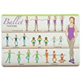 PAINLESS LEARNING PLACEMATS-Ballet-Placemat