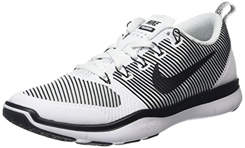 NIKE Men's Free Train Versatility White/Black Training Shoe 11 Men US
