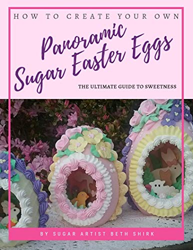 How To Create Your Own Panoramic Sugar Easter Eggs: The Ultimate Guide to Sweetness