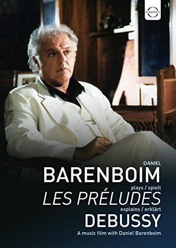 DVD : Daniel Barenboim Plays & Explains Debussy (DVD)