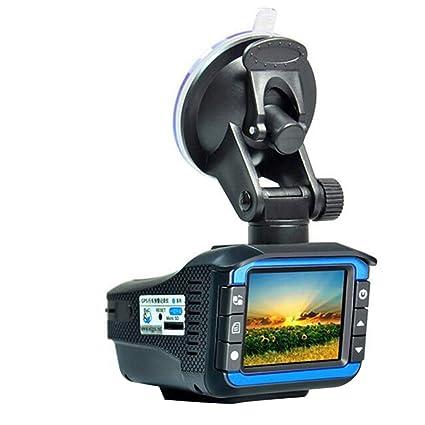 Amazon.com: Misszhang-US 3 in1 Car DVR Recorder Radar Speed Detector GPS Track Recorder Russia Voice: Car Electronics
