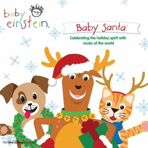 Baby Santa by Baby Einstein