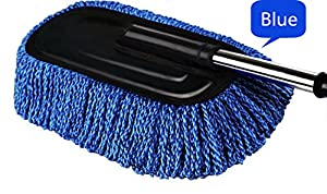 CooCu Car Dust Wax Brush Washing Mop Dirt Cleaning Tool Handle Cleaner Shipped and Sold by BephaMart