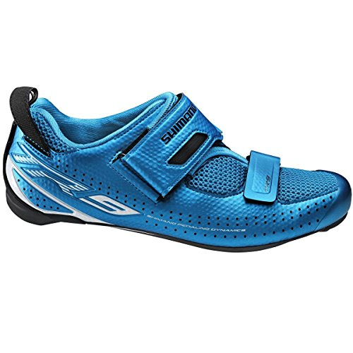 Shimano SH-TR900 Cycling Shoe - Men's Blue, 39.0