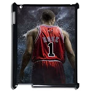 wugdiy Brand New Phone Case for iPad2,3,4 with diy Derrick Rose