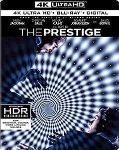 The Prestige (4K Ultra HD + Blu-ray + Digital)