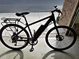 Juiced Bikes CrossCurrent AIR 1.1 650W Electric Bicycle (L/Standard Range)
