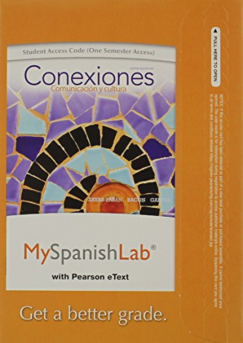 mylab-spanish-with-pearson-etext-access-card-for-conexiones-comunicacion-y-cultura-one-semester-access-5th-edition