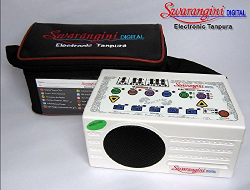 SWARANGINI DIGITAL ELECTRONIC TANPURA~ TAMBORA ~ TANPURI ~ SALE by Soundlab