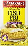 ZATARAIN'S Crispy Seasoned Fish Fri, 24-Ounce (Pack of 6)