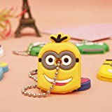 FabQuality New Improved Cube Anxiety Attention Toy With BONUS eBook Included + Minion Key Chain - Relieves Stress And Anxiety And Relax for Children and Adults BONUS EBOOK is sent by email