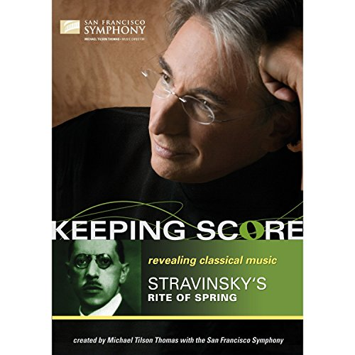 Keeping Score - Stravinsky: Rite of Spring [Blu-ray]
