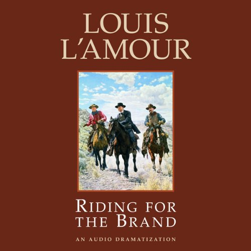 Bargain Audio Book - Riding for the Brand