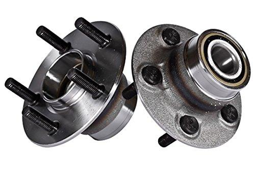 - Callahan 512154X2 [2] Pair REAR Premium Grade [ 5 Lug Non-ABS ] Wheel Hub Bearing Assemblies [ 512154 ]