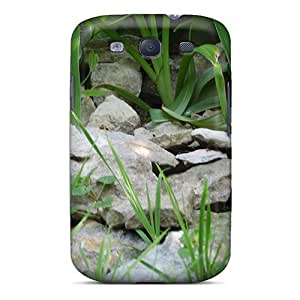 New Fashionable DaMMeke PoYYJmp5234LGWUb Cover Case Specially Made For Galaxy S3(rocky Spout)