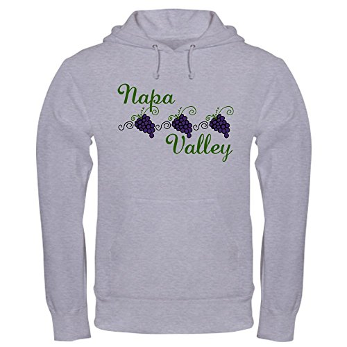 CafePress Napa Valley Hooded Sweatshirt Pullover Hoodie, Classic & Comfortable Hooded Sweatshirt