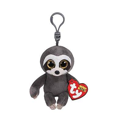 Ty Beanie Babies 36559 Boos Dangler the Sloth Boo Key Clip: Toys & Games