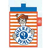 WHERE'S WALLY? Pass case Wares Wally? (japan import)