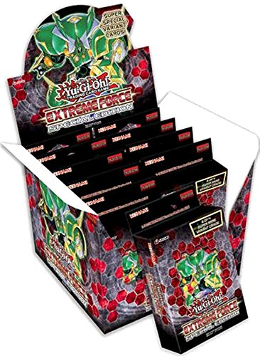 Display Edition Special (Yu-Gi-Oh! TCG: Extreme Force Special Edition Booster Display Box)