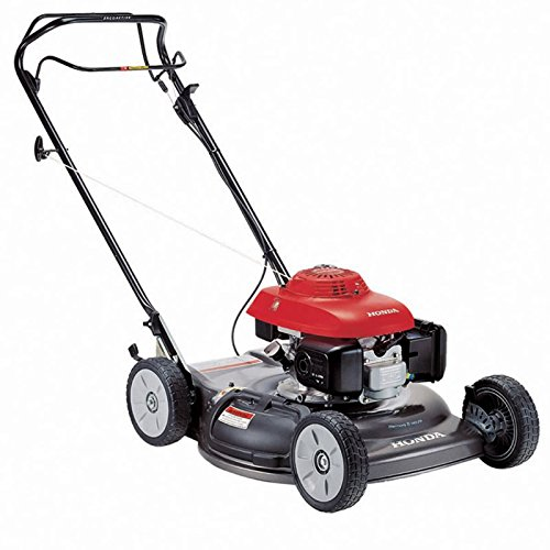 "Honda 21"" Side Discharge Gas Self Propelled Lawn Mower Lawnmower – HRS216VKA"