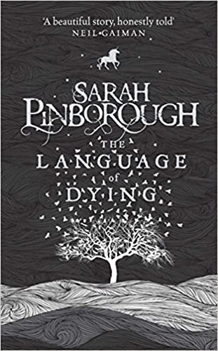 The Language of Dying Book Cover