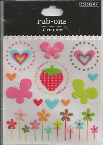 (Sweet Rub-ons for Scrapbooking (56850))