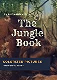 THE JUNGLE BOOK (illustrated): Colorized pictures