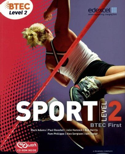 BTEC Level 2 First Sport Student Book (BTEC First Sport)