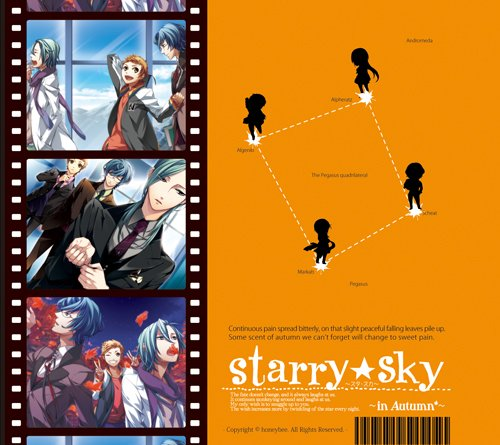 (Starry Sky in Autumn)