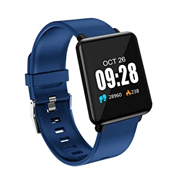 Fuibo Smartwatch Resistente al Agua IP67 Smart Watch ...