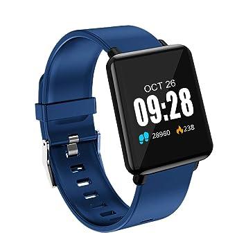 Fuibo Smartwatch Resistente al Agua IP67 Smart Watch ...