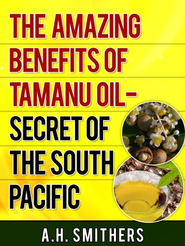 amazing benefits Tamanu Oil Pacific ebook product image