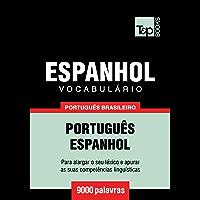 Vocabulário Português Brasileiro-Espanhol - 9000 palavras