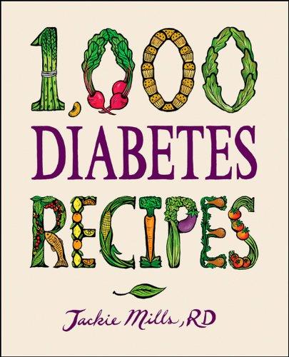 1000 diabetic recipes - 1