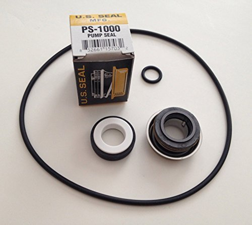 Polaris PB4-60 Booster Pool Pump Seal, Volute & Shaft O-Ring Leak Repair (Booster Motor)