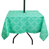 ColorBird Elegant Moroccan Outdoor Tablecloth