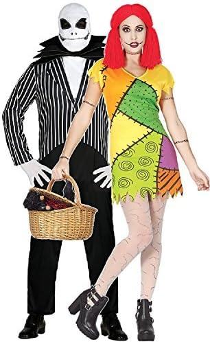 Fancy Me Disfraz de película de Halloween para Parejas y señoras ...