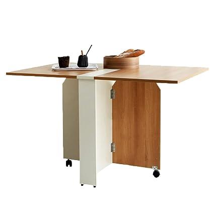 Soportes de regazo Mesas Mesas Plegables Mesas de Comedor pequeñas Plegables para el hogar Mesas retráctiles