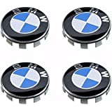 4 BMW Wheel Center Hub caps for 3 5 6 7 series X6 X5 X3 Z3 Z4 68mm 2.68 inches