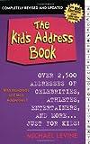 Kid's Address Book, Michael K. Levine and Michael Levine, 0399526889