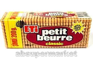 Eti Petit Beurre Tea Biscuits (Classic) 200gr
