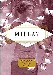 Millay: Poems (Everyman's Library Pocket Poets)