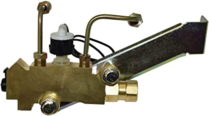 Brass Disc Drum Brake Proportion Combination Valve WITH Bracket /& Lines NEW