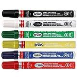 Testors Enamel Paint Markers 6-Color Kit
