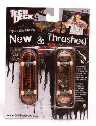 Tech Deck New & Thrashed Ryan Sheckler Plan B