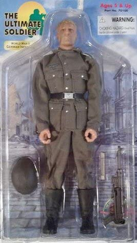 """1//6 Scale 21st Century Toys WWII Soldier 12/"""" Action Figure"""