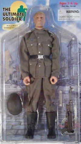 "Ultimate Soldier 21st Century 12/"" Scale Accessory Black Camera 1:6 Scale"